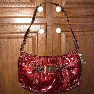 Maxx New York Handbag w/ Key Fob New with Tag